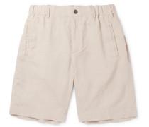 Linen Bermuda Shorts