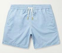 Slim-Fit Mid-Length Swim Shorts