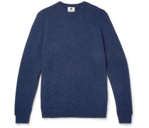 Nathan Mélange Wool Sweater