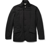 Burlington Quilted Shell Jacket
