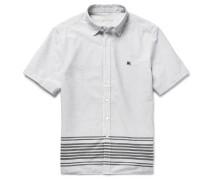 Brit Slim-fit Striped Cotton Shirt