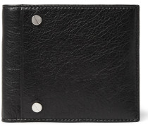 Arena Grained-leather Billfold Wallet