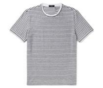 Rylee Slim-fit Striped Pima Cotton-jersey T-shirt