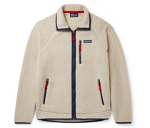 Retro Pile Fleece Jacket