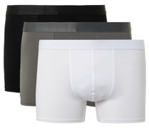 Nine-Pack Stretch-Lyocell Boxer Briefs