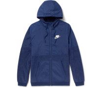 Windrunner Fleece-back Shell Jacket