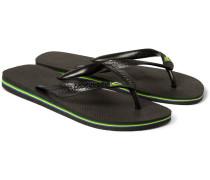 Rubber Flip Flops