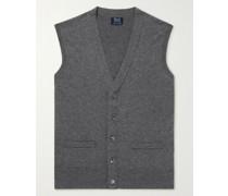 Oxton Cashmere Sweater Vest