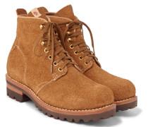 Zermatt Rough-out Leather Boots