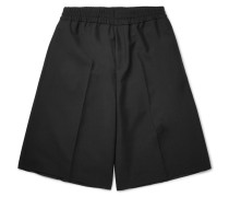 Ryder Wool And Mohair-blend Bermuda Shorts