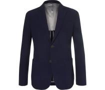 Upton Virgin Wool-blend Seersucker Suit Jacket