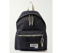 Pak'r Padded Canvas Backpack
