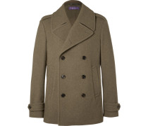 Warrington Felted Wool Peacoat