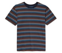 Psyche Striped Cotton-Jersey T-Shirt