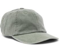 Garment-dyed Cotton-twill Baseball Cap