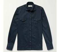 Antonio Cotton-Twill Shirt