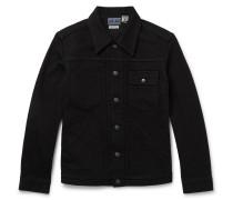 Stretch-cotton Denim Jacket