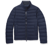Daytona Quilted Shell Down Jacket