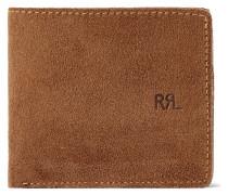 Ranch Suede Billfold Wallet