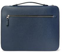 Cadogan Full-grain Leather Portfolio