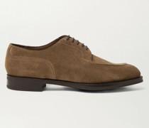 Dover Suede Derby Shoes