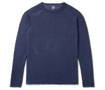 Linen, Cotton and Lyocell-Blend Sweater