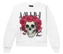 + Grateful Dead Printed Loopback Cotton-Jersey Sweatshirt
