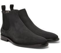 Nubuck Chelsea Boots