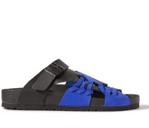 + Central Saint Martins Tallahassee Full-Grain Leather Sandals