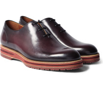 Saint Emilion Leather Oxford Shoes