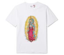 + Tim Lehi Printed Cotton-Jersey T-Shirt