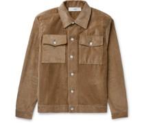 Eric Cotton-Corduroy Shirt Jacket