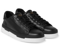 Mountain Leather Sneakers