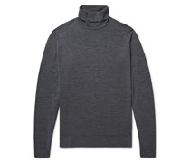 Cherwell Merino Wool Rollneck Sweater