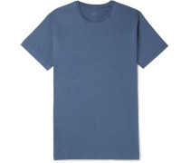 Classic Mercerised Cotton T-shirt