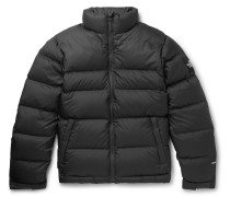 1992 Nuptse Quilted Shell Down Jacket - Gray