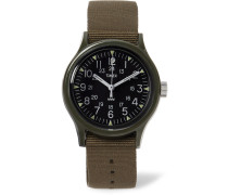 Camper Mk1 Resin And Grosgrain Watch