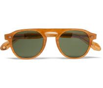 Harding Round-frame Acetate Sunglasses