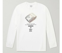 MOP-1 Printed Cotton-Jersey T-Shirt