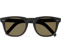 + Cutler and Gross Square-Frame Matte-Acetate Sunglasses