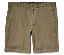 Zaine S Stretch-cotton Twill Shorts