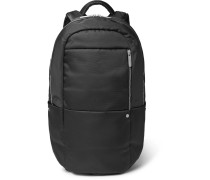 Canvas And Shell Backpack