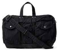 2Way Small Canvas Duffle Bag