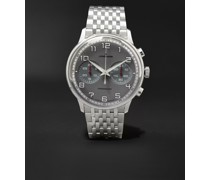 Meister Driver Chronoscope Automatic 40mm Stainless Steel Watch, Ref. No. 027/3686.44