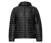 Cerium SL Packable Quilted Shell Hooded Down Jacket