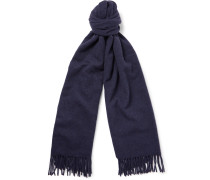 Canada Mélange Virgin Wool Scarf