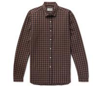 Clerkenwell Checked Cotton Shirt
