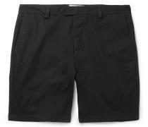 Cotton-gabardine Shorts
