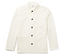Loco Slim-fit Cotton-twill Chore Jacket
