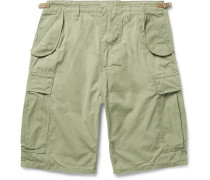 Trooper Cotton-ripstop Shorts